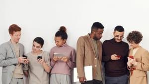 Communicatie met of zonder telefoon